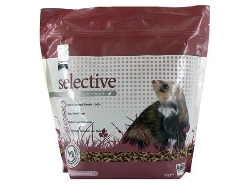 Supreme Petfoods Science Selective nutritionally complete Ferret Food 2 kg x 3 pack