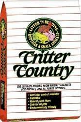 Mountain Meadows Pet Prod SMM50020 Critter Country Small Animal and Reptile Bedding/Litter, 20-Pound