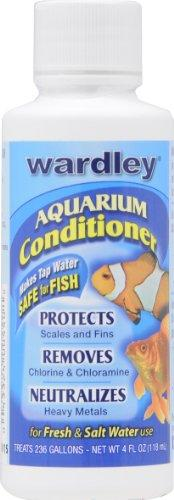 Wardley Aquarium Conditioner 4 oz