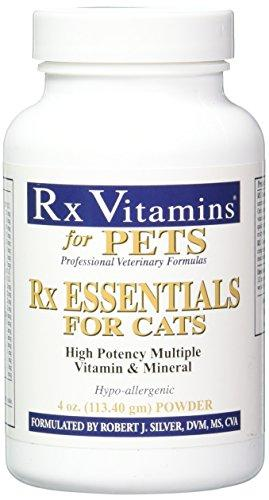 Rx Vitamins Essentials Powder for Cats, 4 oz/One Size