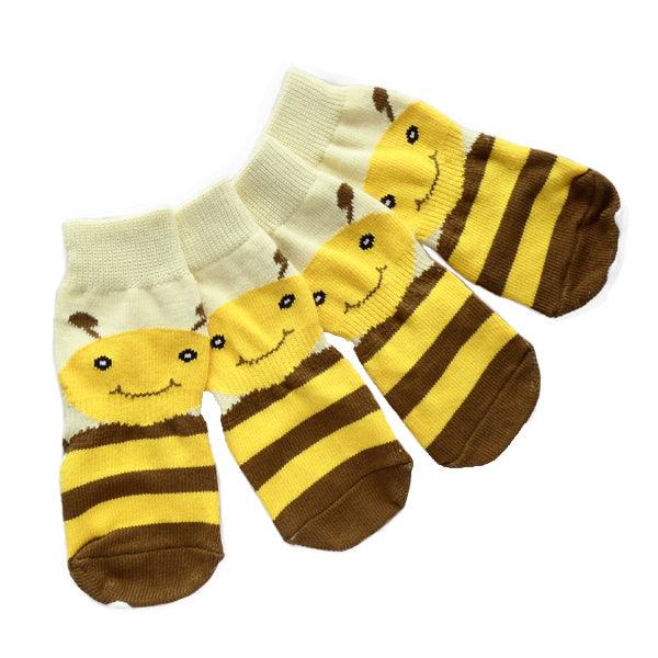4Pcs Dog Boot Pet Shoes Big Dog socks Large Breed Antiskid Indoor and Outdoor Waterproof Socks Made of Pure Cotton 2XL - 5XL