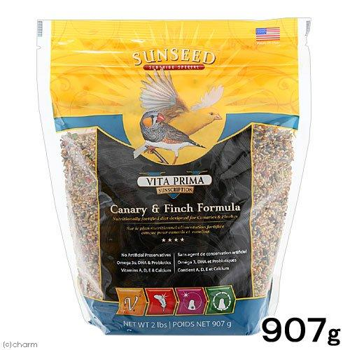 SUNSEED COMPANY 36041 Vita Prima Canary Finch Formula Pet Accessories 2 lbs/ 907 grams