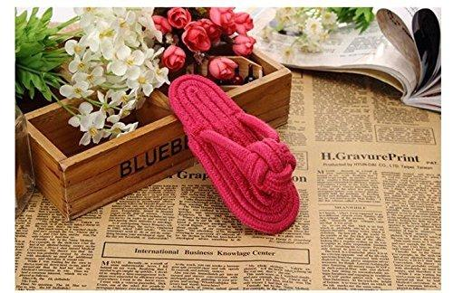 Be Good Pet Cotton Shoe Toy for Dental Care Biting Toy for Dogs Cats Small Medium and Large Animals XS/S/M