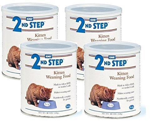 PetAg KMR 2nd Step Kitten Weaning Food 14oz - by KMR