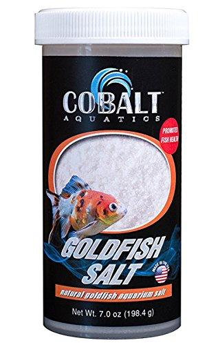 Cobalt Aquatics Goldfish Salt water conditioner, 7 oz