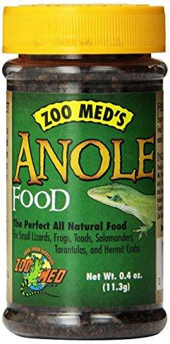 Zoo Med Anole American Chameleons Food, 0.4-Ounce by Zoo Med