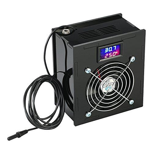 KKmoon Aquarium Thermostat Chiller Temperature Control 70W Fish Tank Salt Or Fresh Water