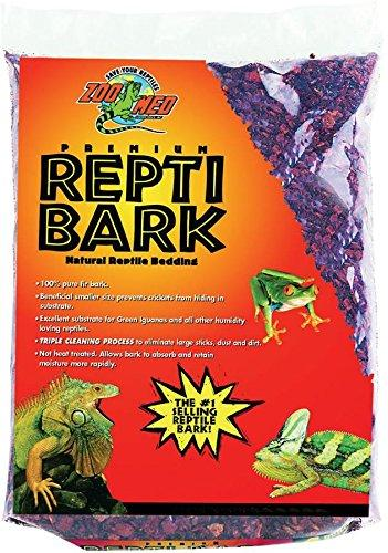 Zoo Med Reptile Bark Fir Bedding, 4 Quarts