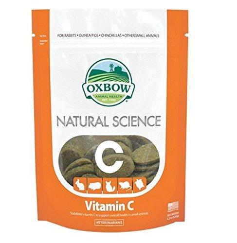 Oxbow Natural Science Vitamin C Supplement 4.2 oz.