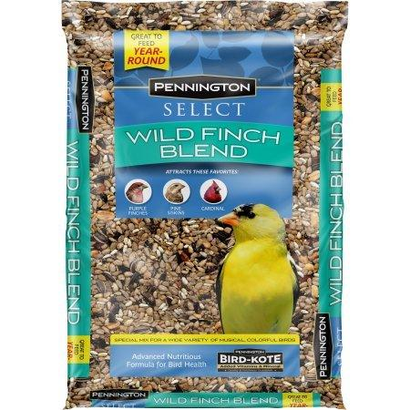 Pennington Bird Feed and Seed Select Wind Finch Blend, 10 LBS