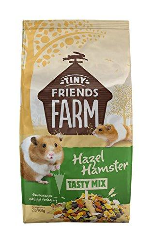 Supreme Petfoods Tiny Friends Farm Hazel Hamster Tasty Mix (2 Pounds)