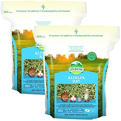 Oxbow Animal Health Alfalfa Hay for Pets, 30-Ounce