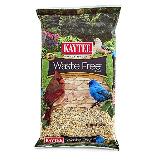 Kaytee Waste Free Bird Seed Blend, 5-Pound