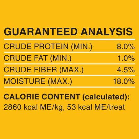 PEDIGREE Dentastix Small/Medium Dog Treats, Original, 10 Treats, NET WT 5.57oz.