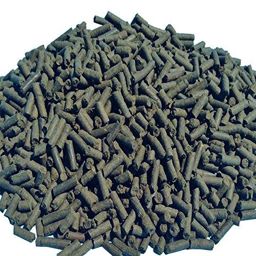 S&B Spirulina Sticks, for Plecos, Catfish, all Tropical Fish, Turtles …5-lbs