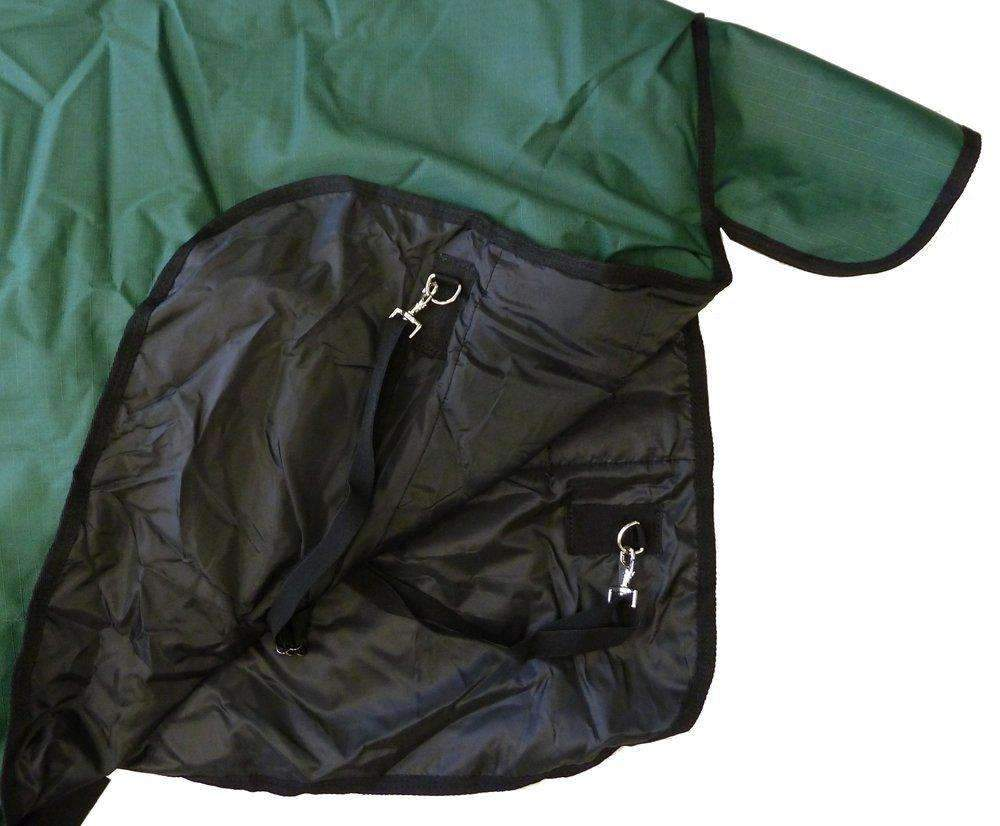 1200D Waterproof Horse Turnout Blanket High Neck Hunter Green,,KeeboVet Veterinary Ultrasound Equipment,KeeboVet Veterinary Ultrasound Equipment.
