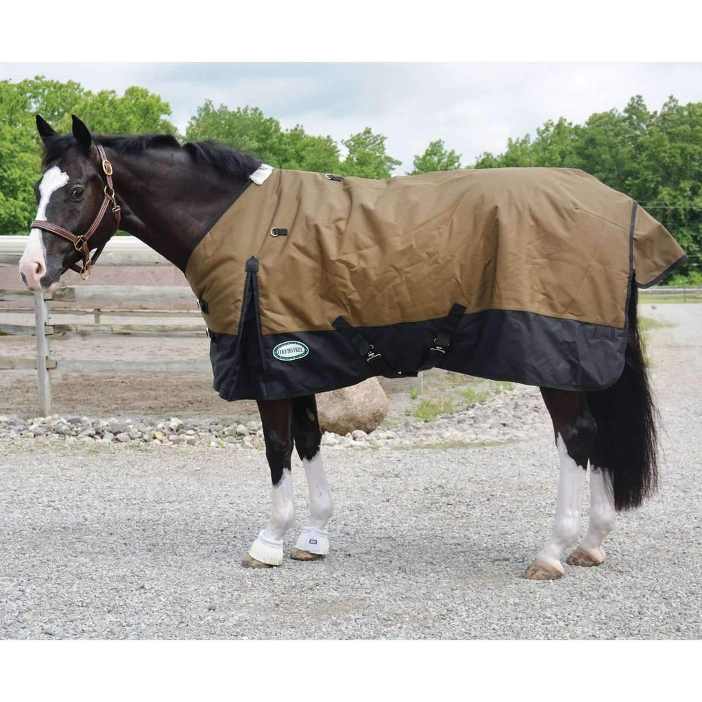 1200D Vancouver Turnout Rainsheet 72 in,,KeeboVet Veterinary Ultrasound Equipment,KeeboVet Veterinary Ultrasound Equipment.