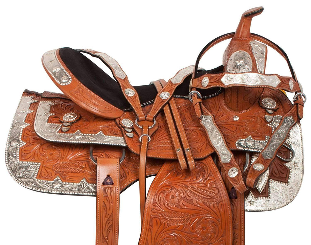 "16"" PREMIUM CHESTNUT LEATHER HAND TOOLED WESTERN PLEASURE SHOW PARADE SILVER TRIM HORSE SADDLE FREE TACK SET HEADSTALL REINS BREASTPLATE,,KeeboVet Veterinary Ultrasound Equipment,KeeboVet Veterinary Ultrasound Equipment."