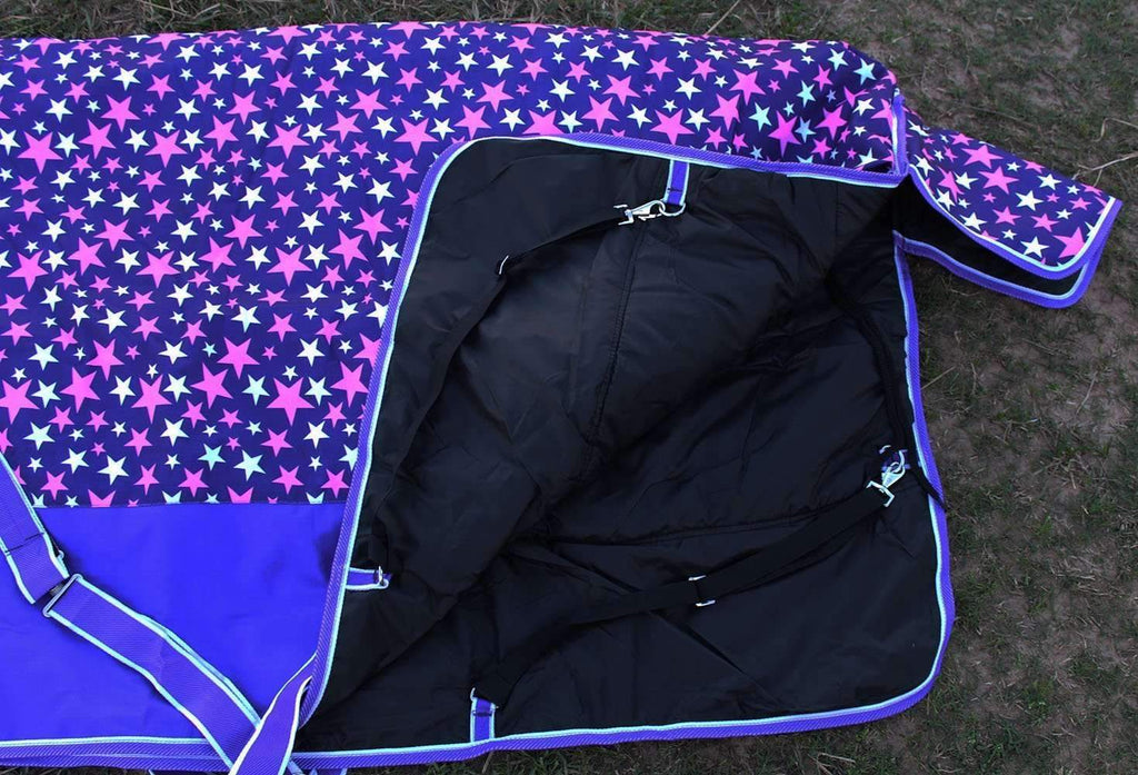 1200D Turnout Waterproof Horse Tough WINTER BLANKET HEAVY Purple 577G,,KeeboVet Veterinary Ultrasound Equipment,KeeboVet Veterinary Ultrasound Equipment.