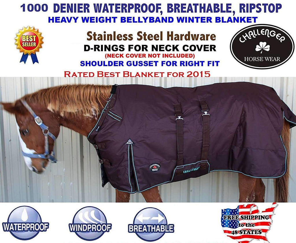 1200D Turnout Waterproof Horse Tough WINTER BLANKET HEAVY BellyBand,,KeeboVet Veterinary Ultrasound Equipment,KeeboVet Veterinary Ultrasound Equipment.