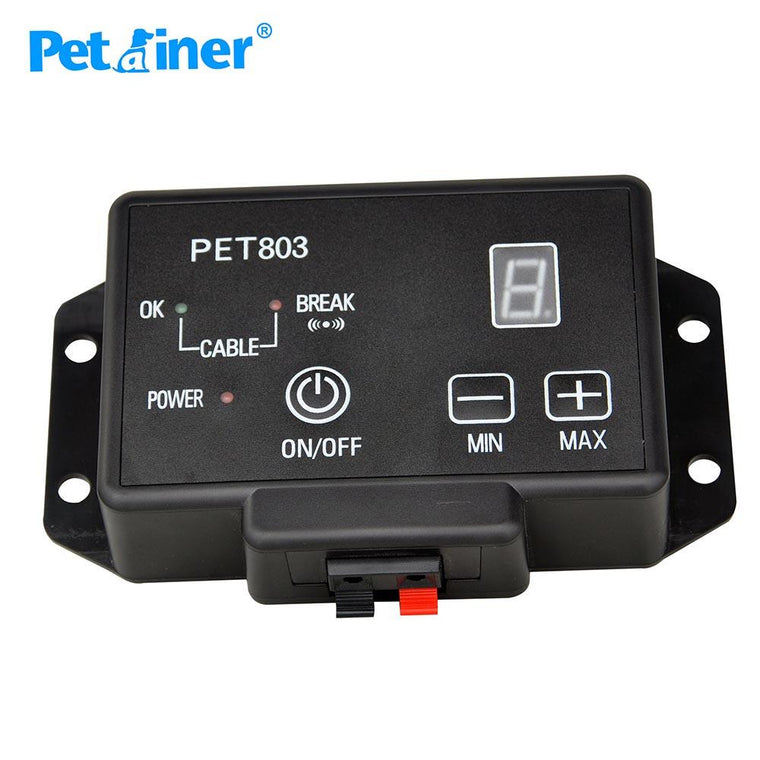 Pet Training Remote For Fence Electric 803
