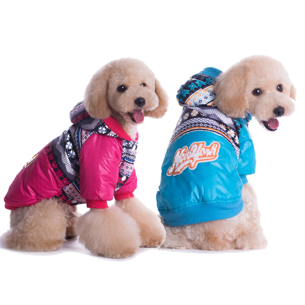 pet dog clothes winter warm dog coat dogs pets clothing Pet Products roupa cachorro