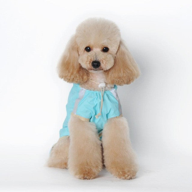 2016 pet dog clothes  Raincoats Puppy dog shirt dogs pets clothing summer Pet Products ropa para perros vestidos