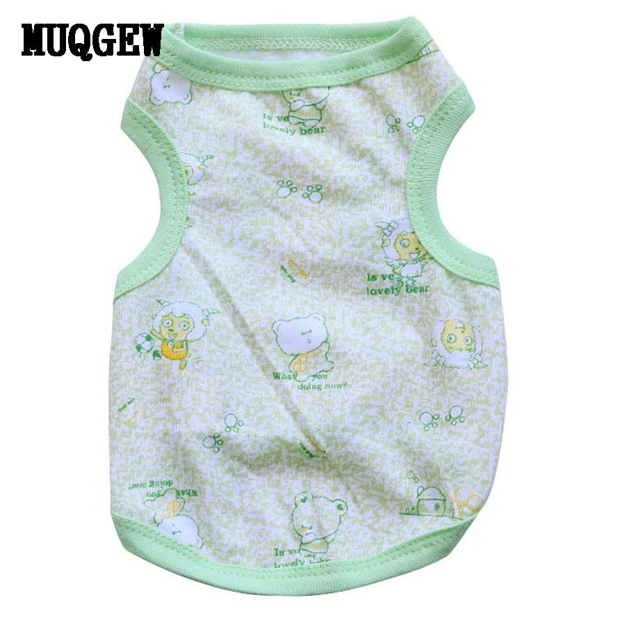 Summer Pet Clothes Small Dogs Clothing Pet Products For Dog Cheap Dog Clothes Pet Shop Dog Ropa Para Perros Vestidos
