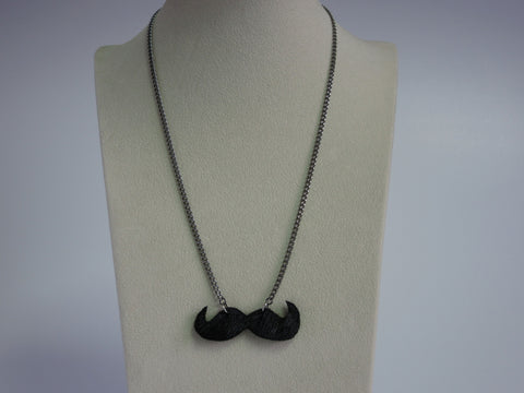 Movember Mustashe Necklace-Small