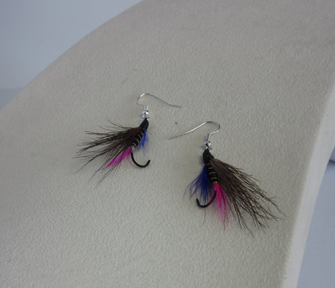 Pink & Purple Moose Fly