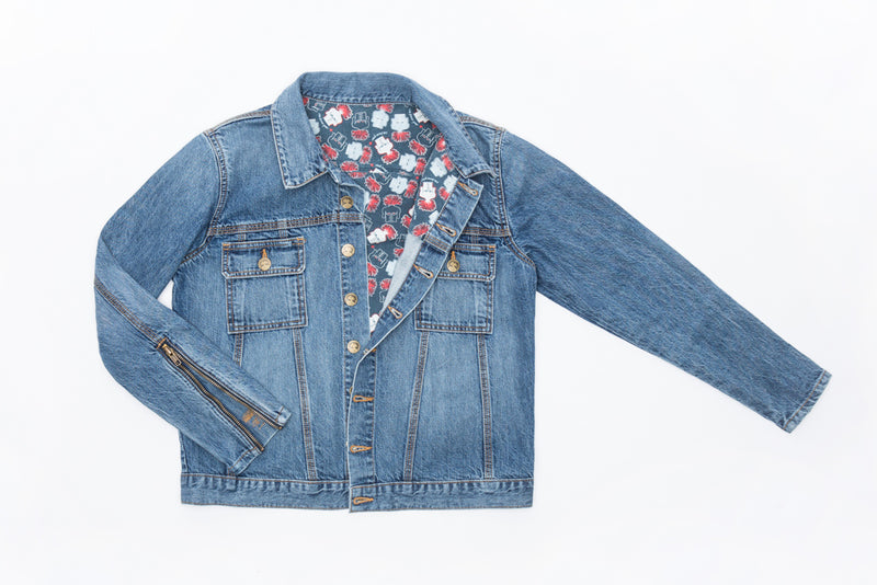 DENIM JACKET - TRUCKER