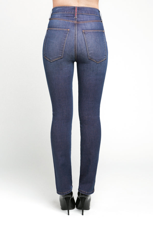 "Super High Waisted Skinny ""Cigarette"" Jean"