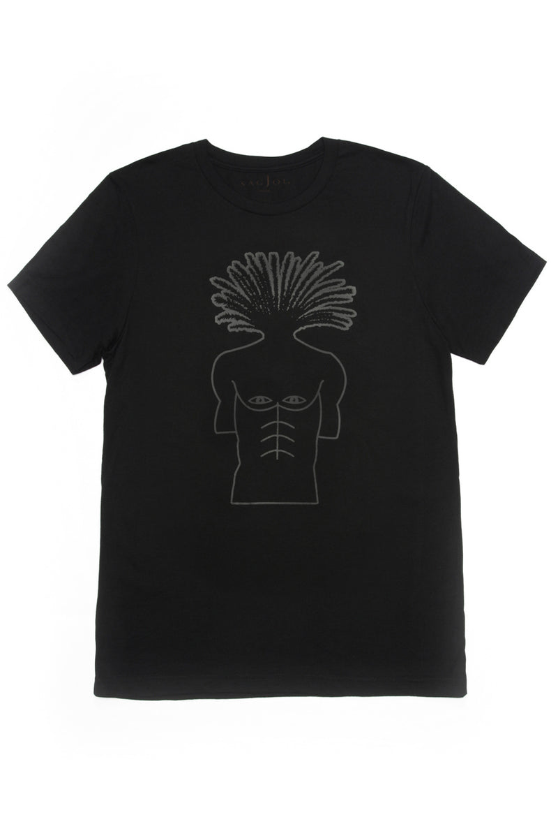 Mens Logo Tee - Black