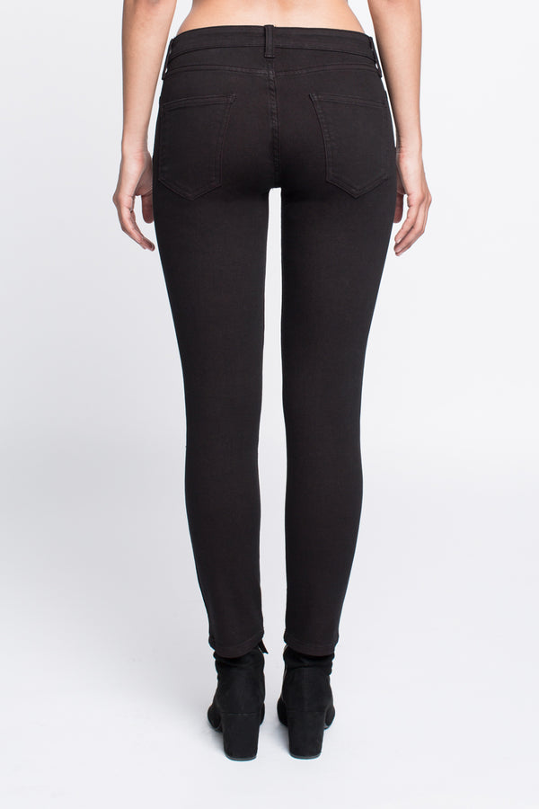 MERCEDES - Skinny Jean in Black