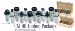 Parlec CAT 40 Tooling Package