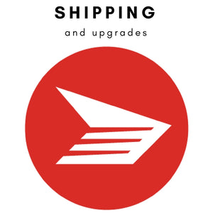 Shipping and Upgrades