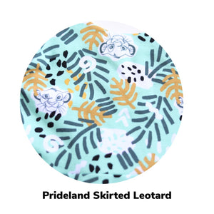 Prideland Skirted Leotard