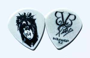 Jake Pitts ULTRA RARE 2011 Signature Guitar Pick