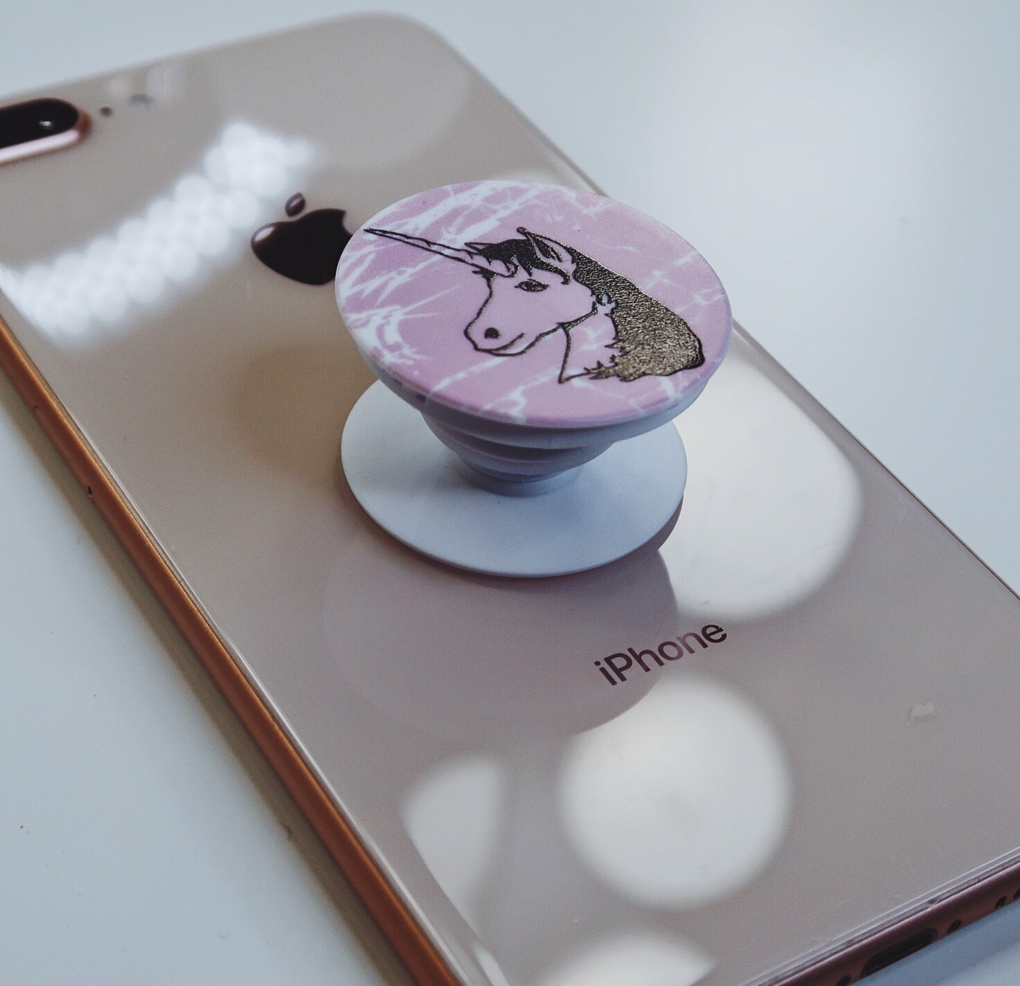Unicorns Power Pop Socket