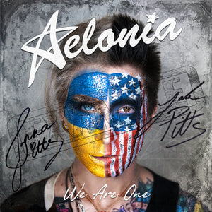 "Aelonia - SIGNED Physical Album ""We Are One"""