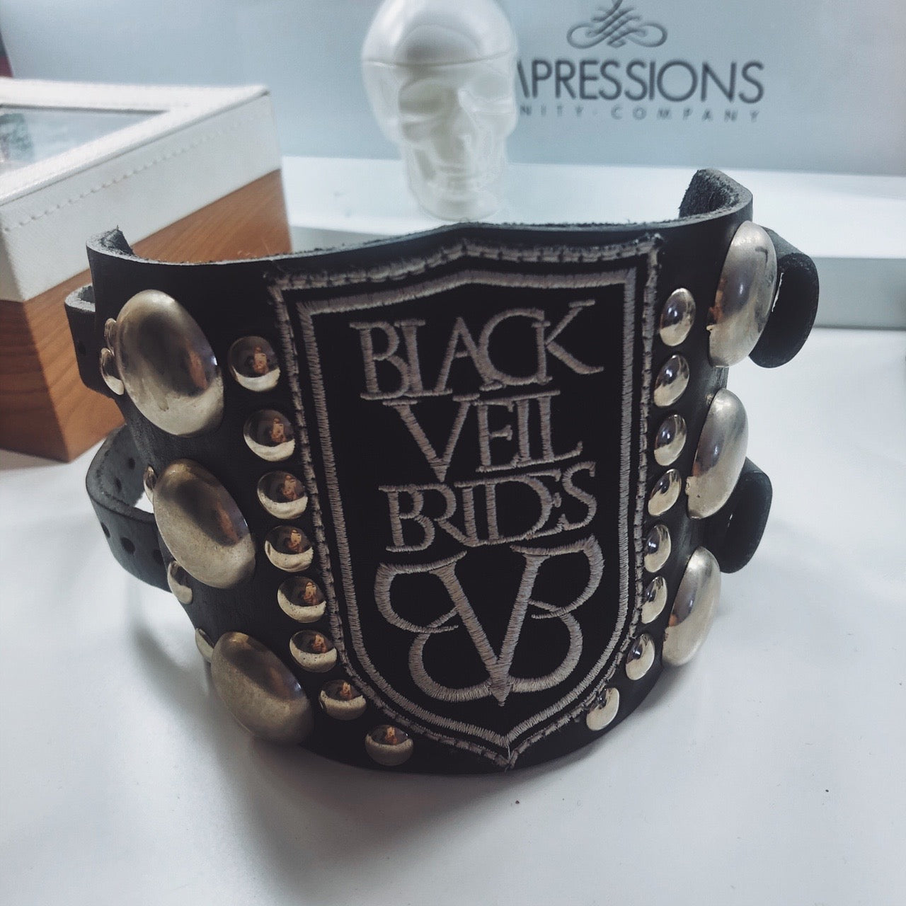 Hand Crafted Custom BVB Wrist Bracelet