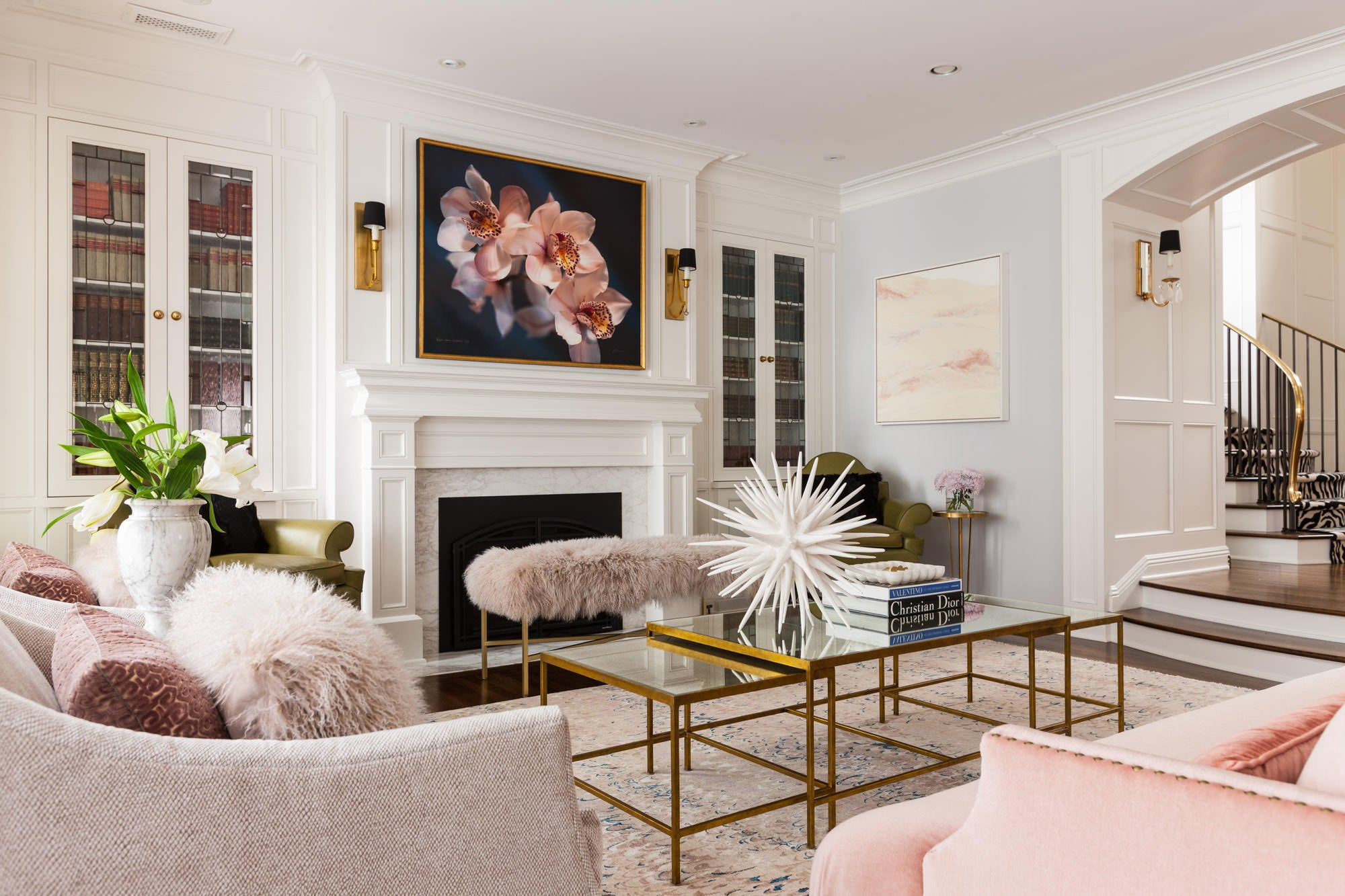Interior Design By Kelie Grosso   Maison Luxe