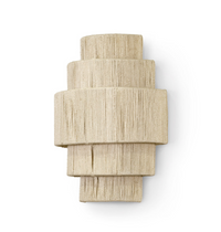 EVERLY 5-TIERED SCONCE