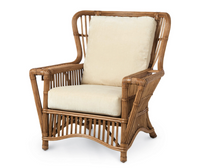 PRESIDENTS WING CHAIR