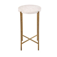 AGATHA ROUND SIDE TABLE