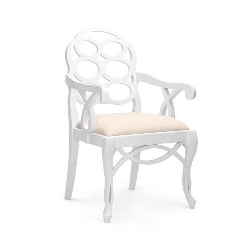 LOOP ARM CHAIR