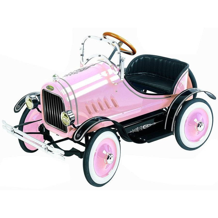 Deluxe Model T Roadster classic pedal car - Hibba Toys of Leeds