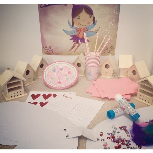 Fairy party box - Great Little Party Company