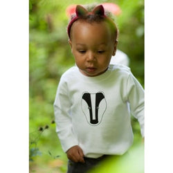Badger Babies Long Sleeve T Shirt - Tommy & Lottie