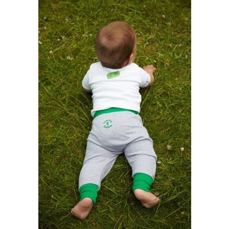 Go Green Baby Harem Leggings - Tommy & Lottie